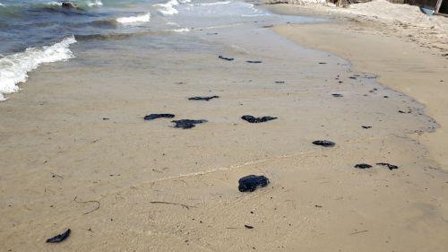 Νάξος: Ρύπανση διαπιστώθηκε στην παραλία Λαγκούνα